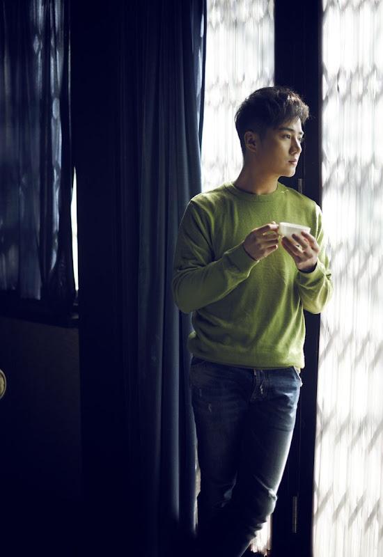 Yu Shaoqun China Actor