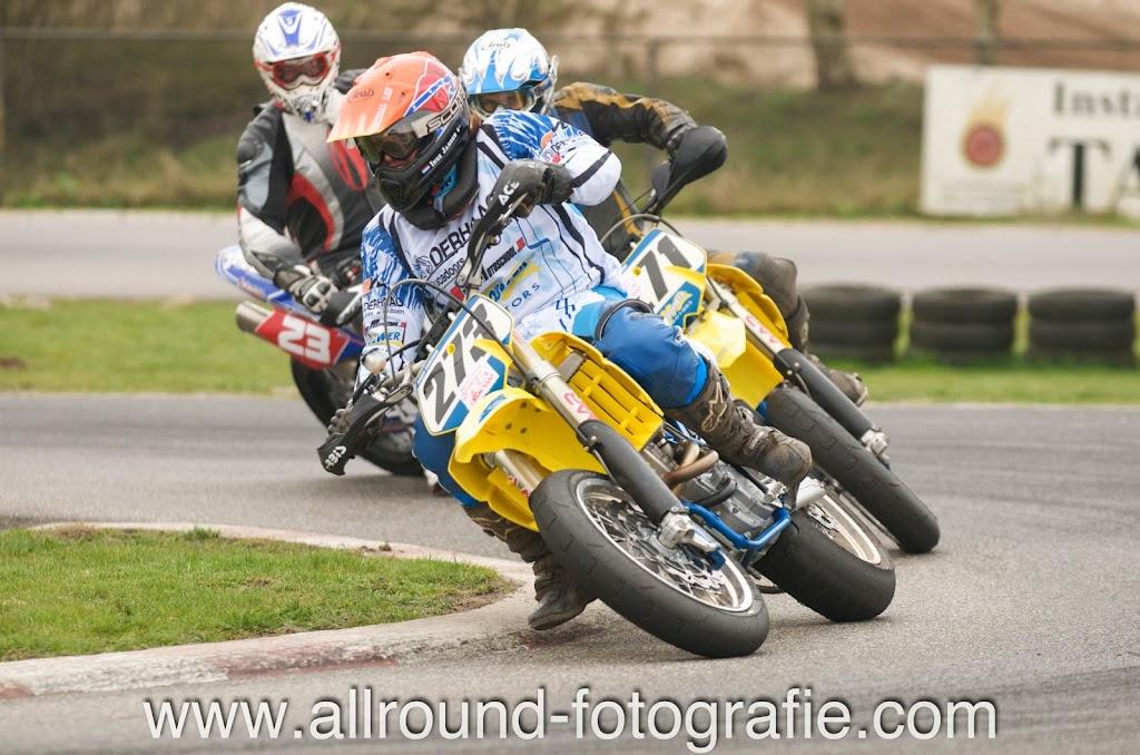Motorsportfotografie - Supermotard in Emmen (5 april 2009) - 22