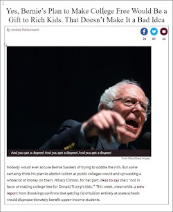 20160422_1737 Yes, Bernie's Plan to Make College Free Would Be a Gift to Rich Kids (Slate).jpg