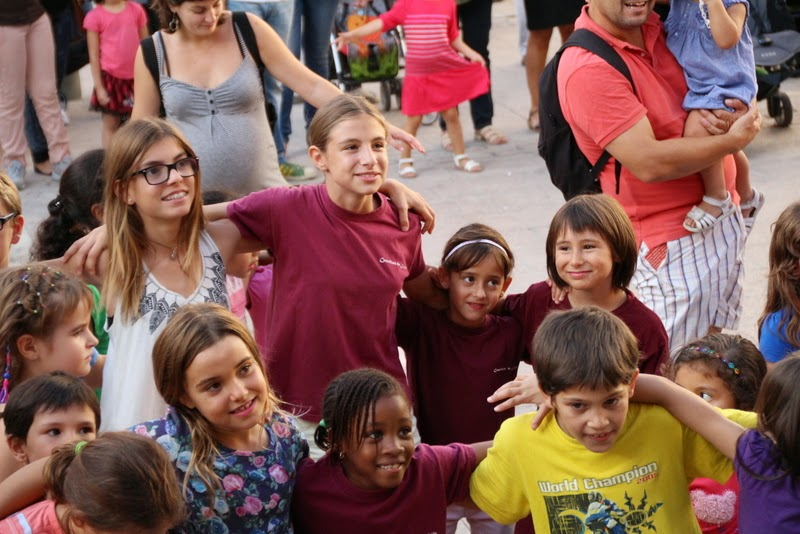 Festa infantil i taller balls tradicionals a Sant Llorenç  20-09-14 - IMG_4292.jpg