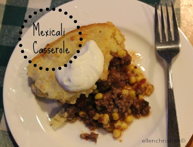 Mexicali Casserole Recipe