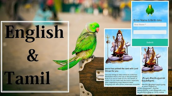 Kili Josiyam - Parrot Astrology Future prediction- screenshot thumbnail
