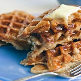Gluten-Free Multigrain Waffles.