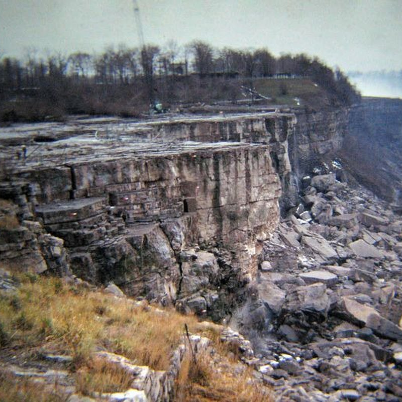 The Stopping of Niagara Falls in 1969