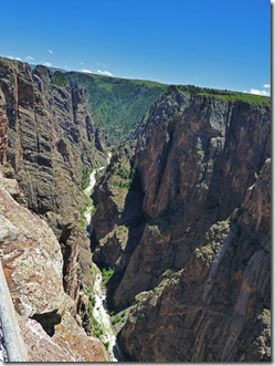 Narrows,  Black Canyon of the Gunnison National Park