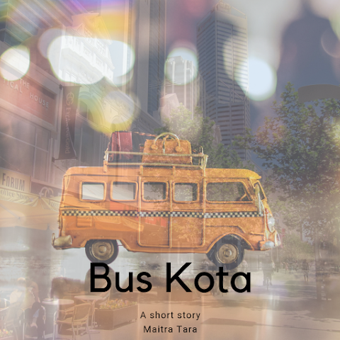 (Cerpen) Bus Kota