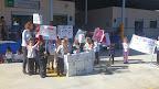 REPRESENTANTES DE TODAS LAS CLASES CON LOS DISTINTOS LEMAS Y EL PUZLE CONSTRUIDO