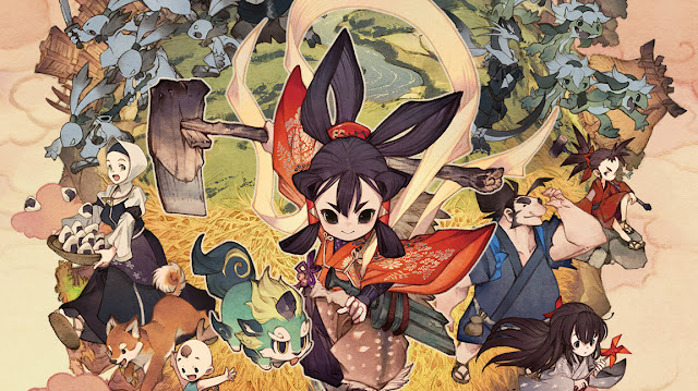 Sakuna: Of Rice and Ruin Total Shipments and Digital Sales Surpassed 850,000 Copies