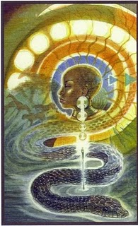 Nana Buluku West African Creator Goddess Image