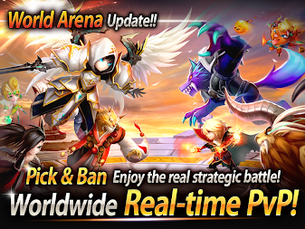Summoners War APK screenshot thumbnail 3