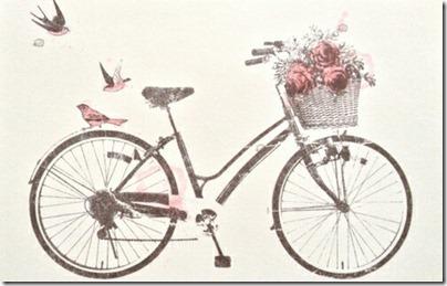 imágenes de bicicletas con flores (11)