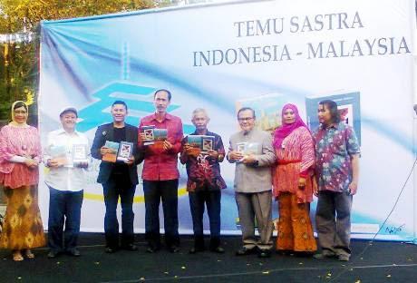 Dari Ngawi: Sebanyak 100 penyair dari Indonesia, Malaysia, dan Thailand mengikuti kegiatan TSIM