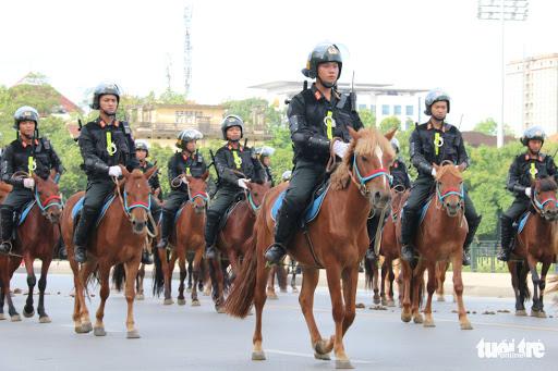 Kỵ binh Việt Nam và những điều ít biết