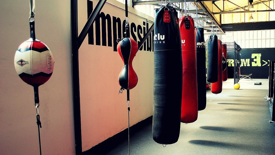 La Vieja Escuela Gym Gimnasio En Sárdoma