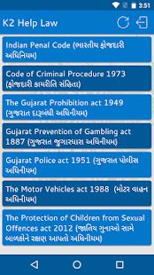K2 Help Law - náhled