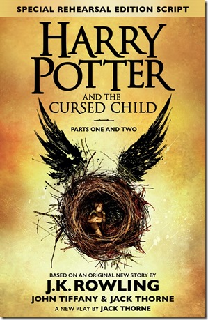 HP and the Cursed Child Book