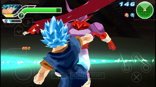 LANÇOU!! NEW DRAGON BALL SUPER VS HEROES (MOD) TENKAICHI TAG TEAM V4 PARA ANDROID PPSSPP (DOWNLOAD)
