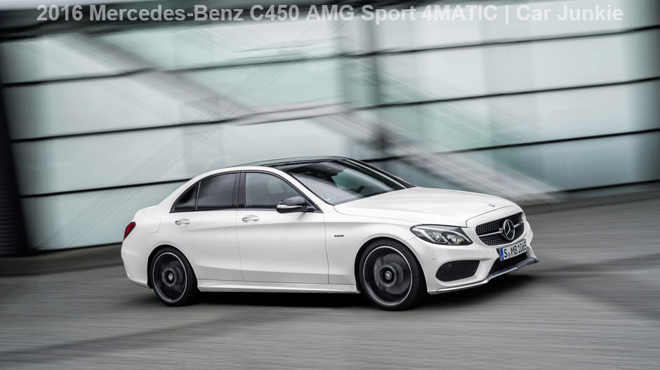 Mercedez-Benz C450 AMG Sport 4MATIC