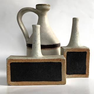 Gambone Italian Stoneware Trio