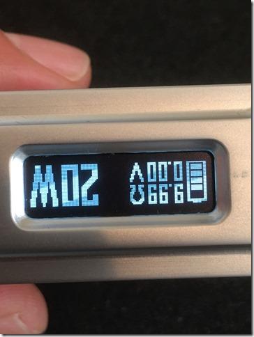 IMG 9053 thumb1 - 【爆速スタックMOD】VOOPOO DRAG with Gene chip(ブープー ドラッグ ウィズ ジェネ チップ)MOD【レビュー】~今まで使ったスタックのMODで一番すごいんじゃないかな~編~