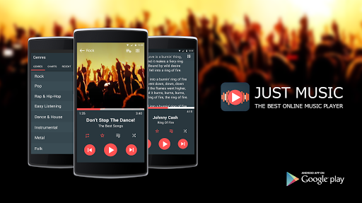 music player android app free download