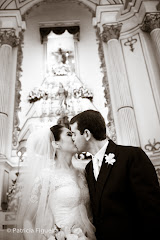 Foto 1213pb. Marcadores: 03/09/2011, Casamento Monica e Rafael, Rio de Janeiro
