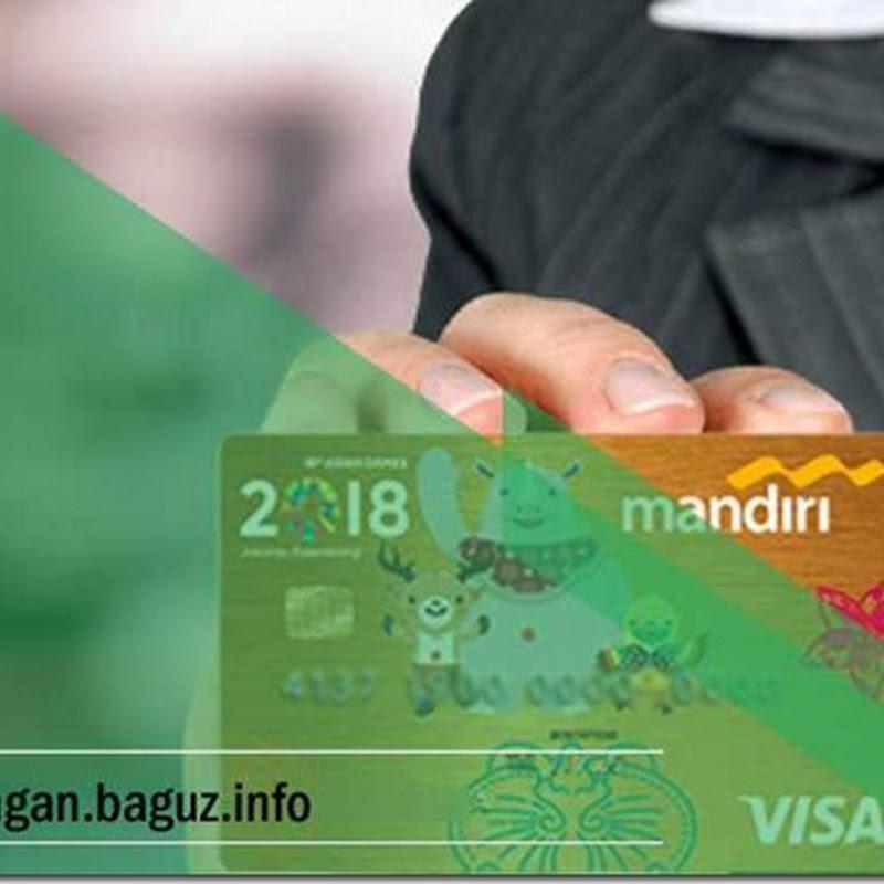 Cara mendapatkan kartu kredit mandiri gratis tanpa pengajuan