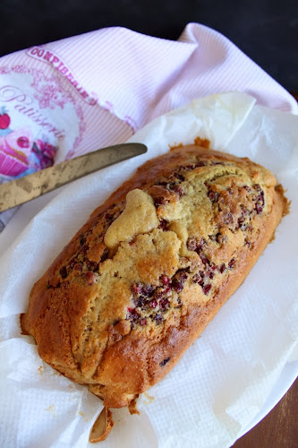 Not 2 late to craft: Pa de pessic de fruits vermells i llimona / Red fruits and lemon coffee cake