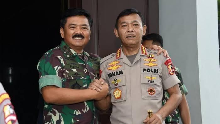 Gerindra: Pemerintahan Jokowi-Maruf Baiknya Di-Lockdown Sementara Ganti TNI-Polri