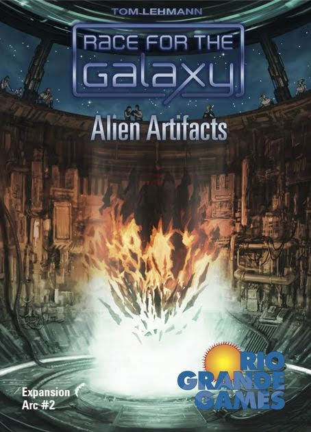 Race for the Galaxy – Alien Artifacts
