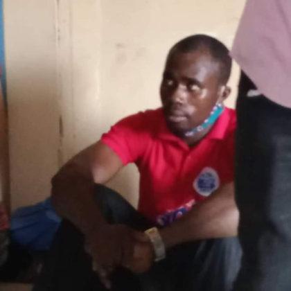 Pastor caught raping two girls