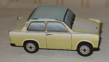 1957 AWZ Trabant