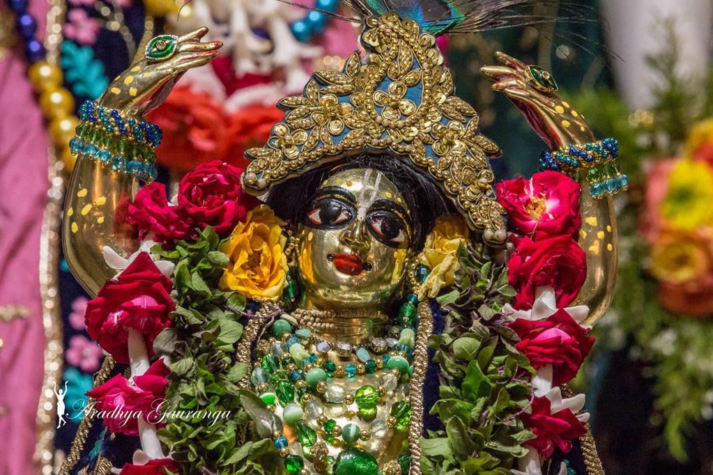ISKCON Mayapur Deity Darshan 01 Mar 2016 (18)