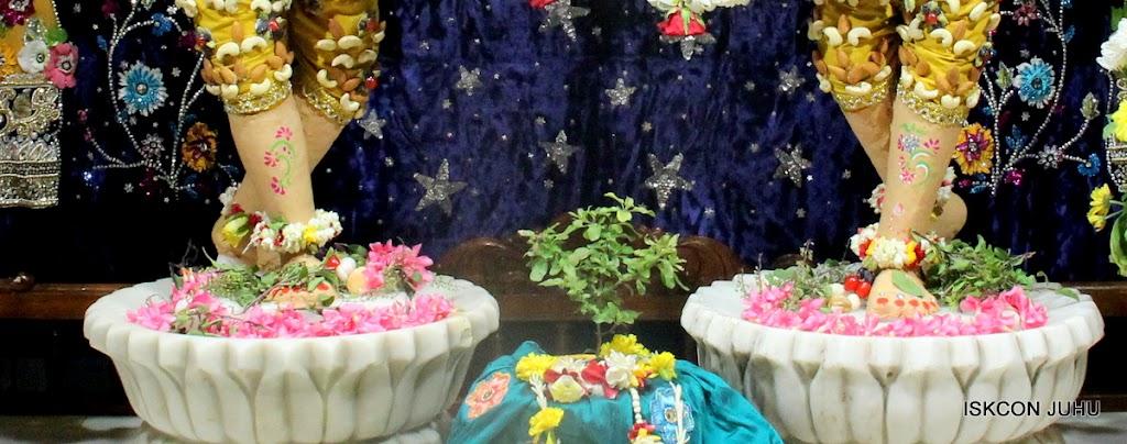 ISKCON Juhu Chandan yatara Deity Darshan on 9th May 2016 (4)