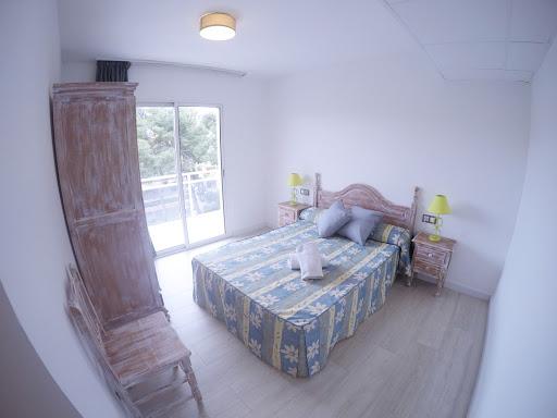 Dormitorio -Apartamentos Priorat