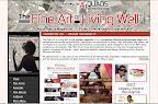 The Fine Art of Living Well(tm) Magazine - 2007
