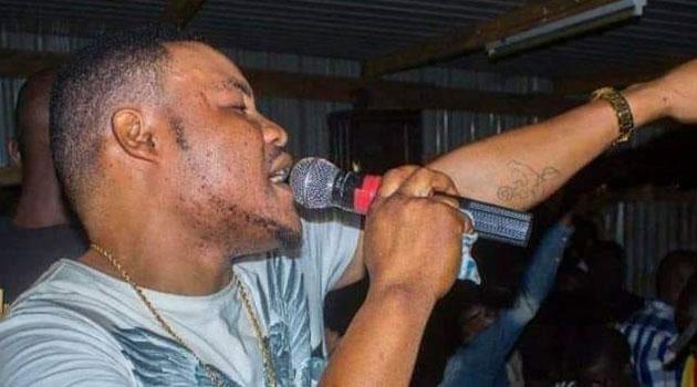 burial of Oduringa musician Bernard Obonyo, popularly known as Abenny Jachiga.
