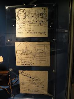 Госпорт. Музей Подводных Лодок. Рисунки.