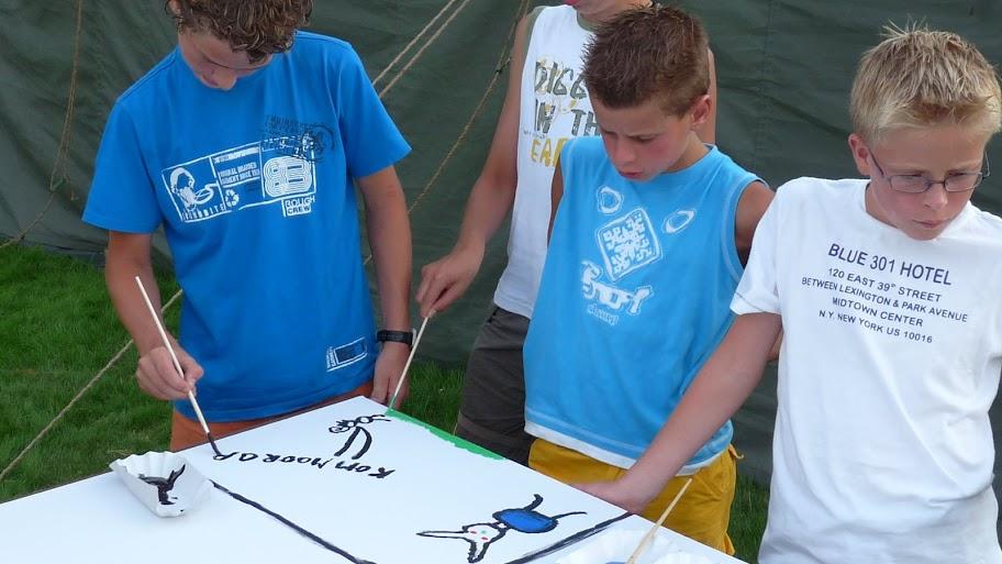 Fotos tieneravond & jongerenavond VBW 2009 - P1050171.JPG