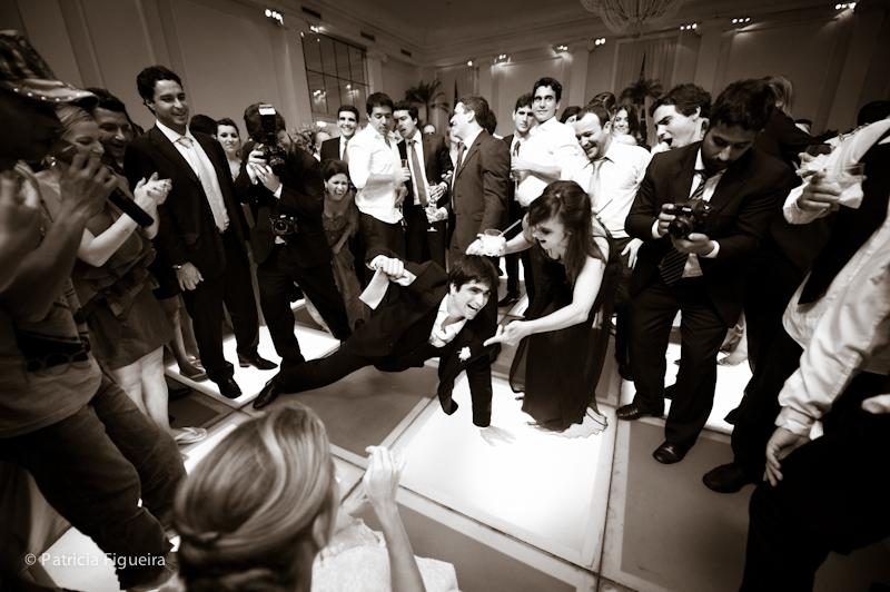 Foto de casamento 2318pb de Ana e Joao. Marcações: 29/10/2011, Casamento Ana e Joao, Rio de Janeiro.