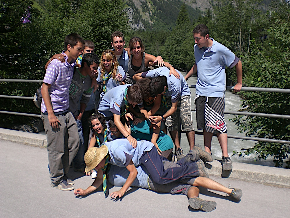 Campaments a Suïssa (Kandersteg) 2009 - CIMG4696.JPG