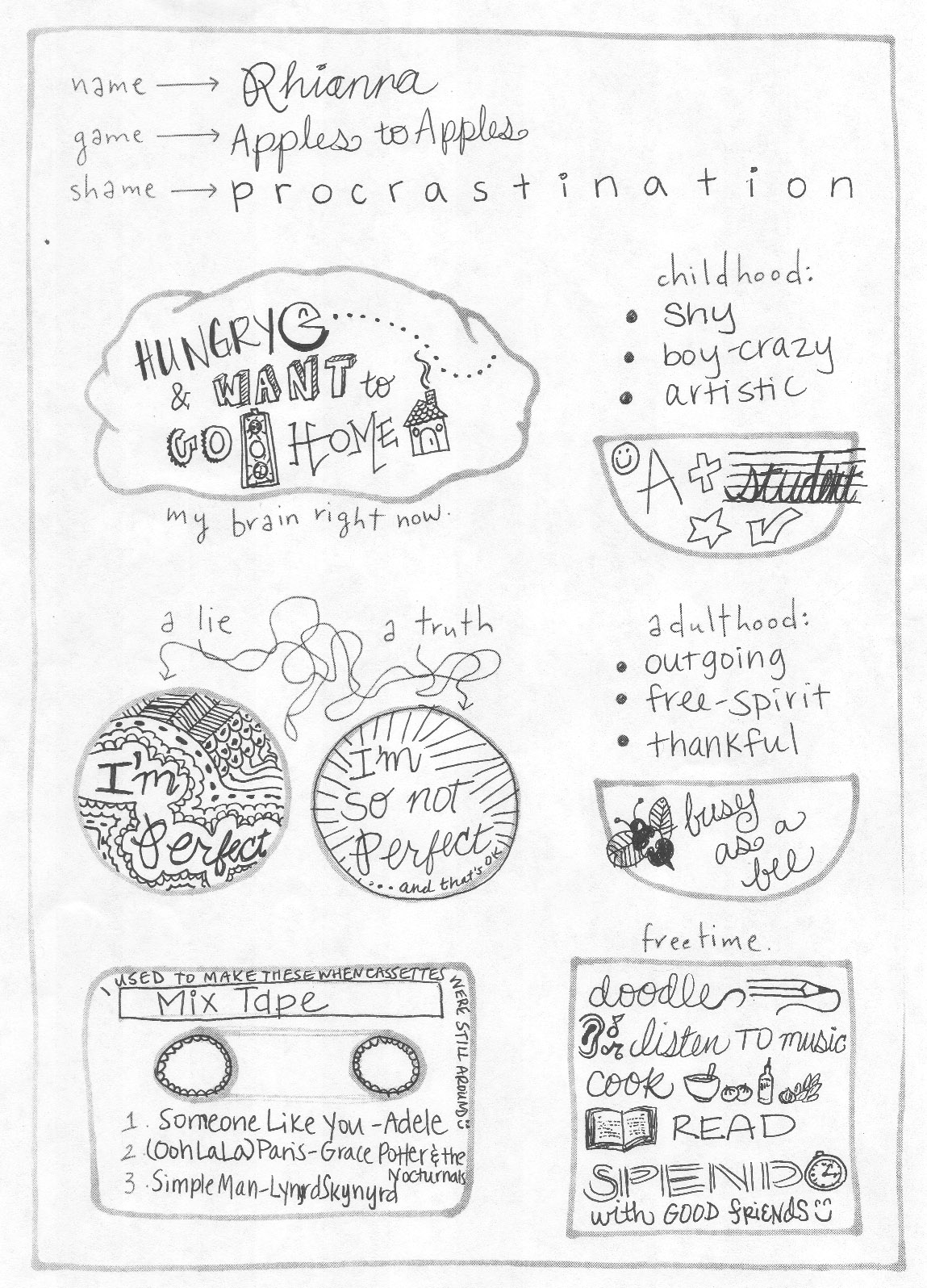 Rhi-Creations: Doodle Template