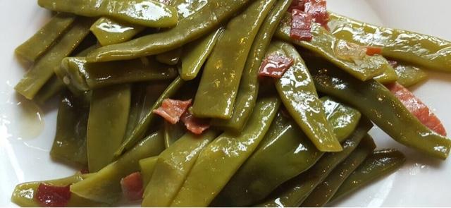 Salmorrejo tiempo de cocci n de unas buenas jud as verdes - Tiempo coccion judias verdes ...