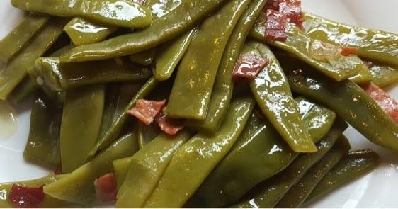Salmorrejo tiempo de cocci n de unas buenas jud as verdes - Tiempo de coccion de judias verdes ...