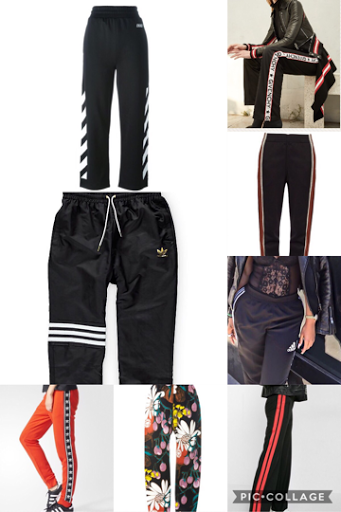 Track Pants Chic