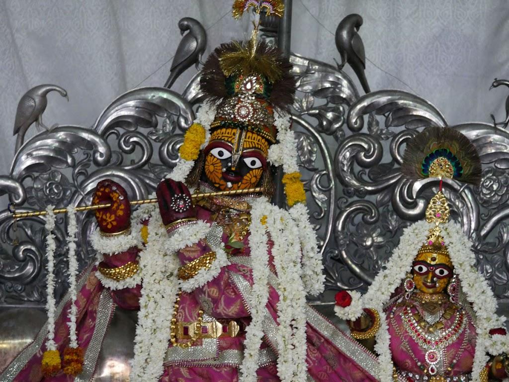 Radha Govind Devji Deity Darshan 14 June  2016 (2)
