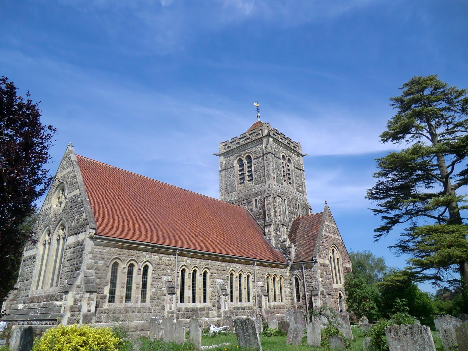 CIMG1427 St Giles' church, Shipbourne