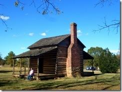 Robert Scruggs house 1828