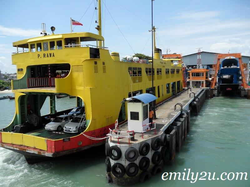 Pulau Pinang ferry
