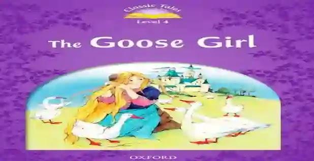 ملزمة اسئلة لقصة the goose girl بالاجابات